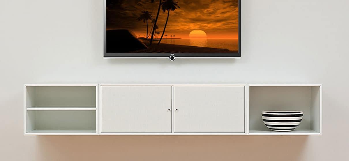 ophængt tv møbel