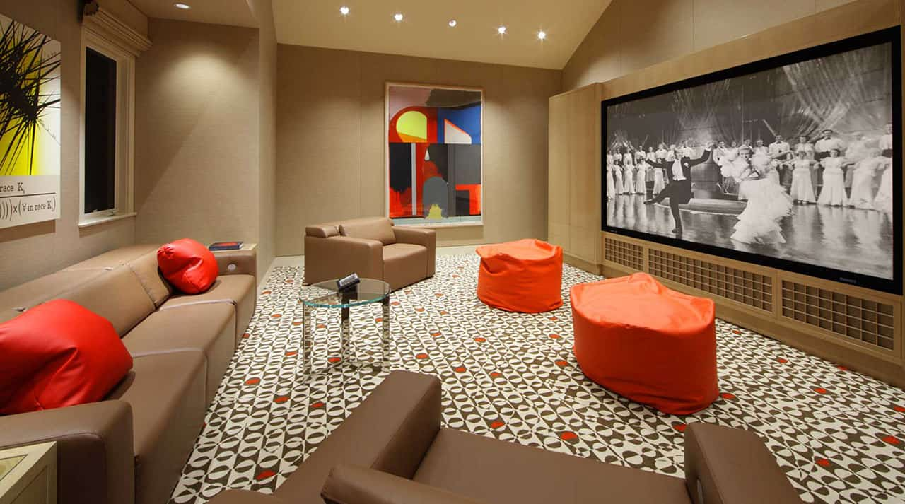 Biografstole Lounge