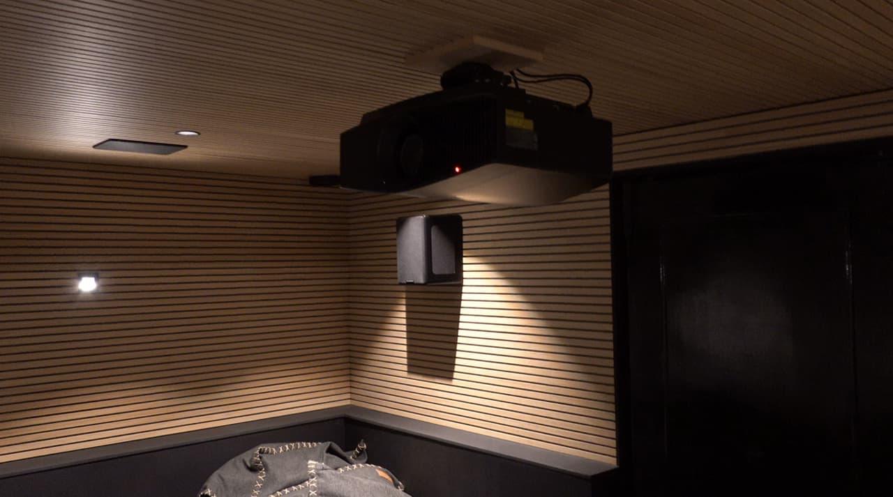 Sony Laser Projektor