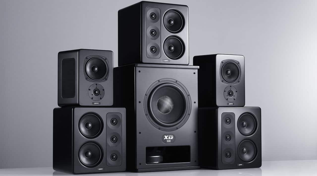 Hjemmebiograf højttalere fra M&K Sound