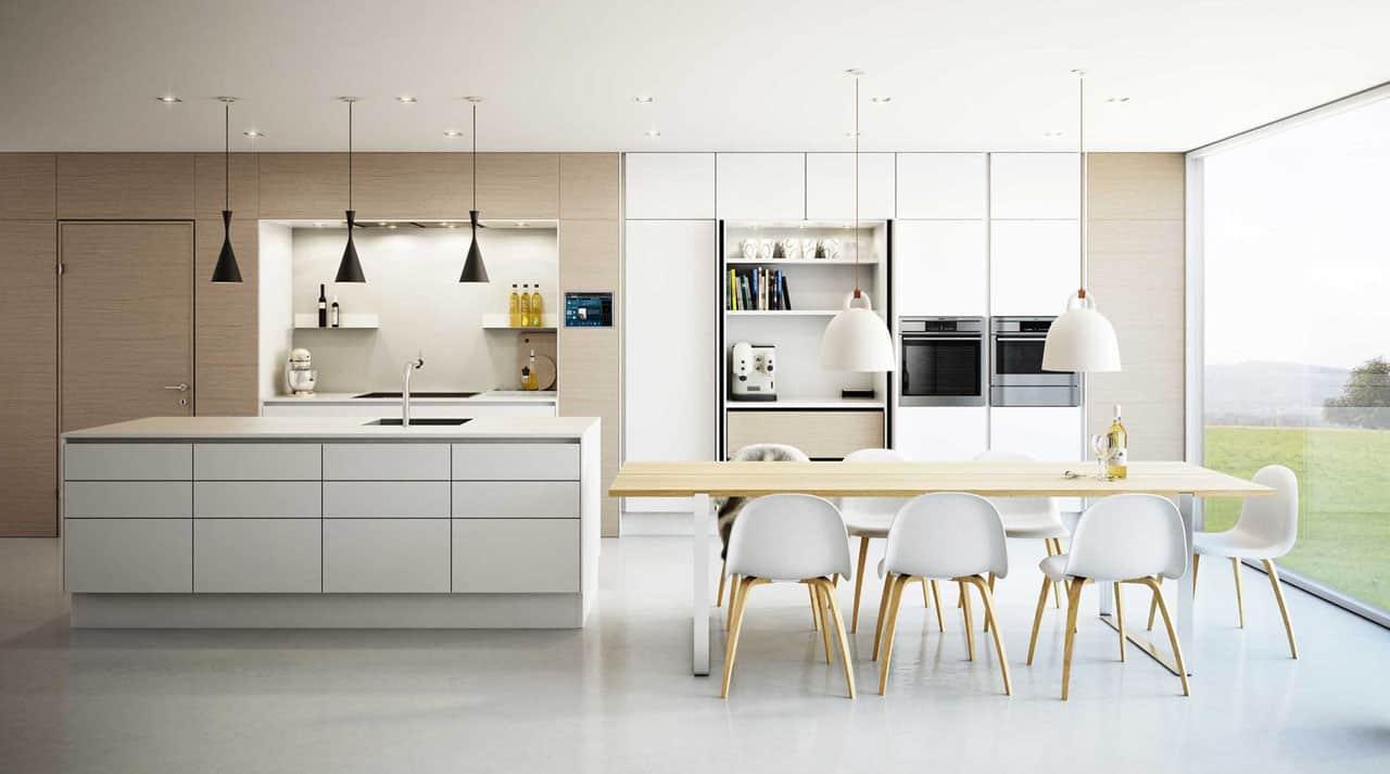 Smart Home i nybyggeri