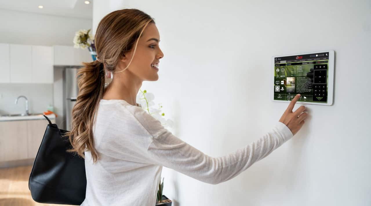 Smart betjening af bolig