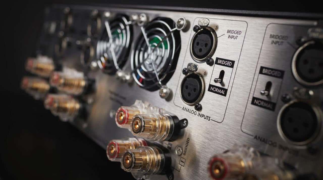Storm Audio 8 kanal forstærker