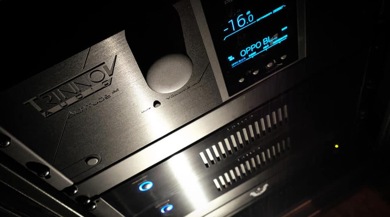 Surround Sound Processor