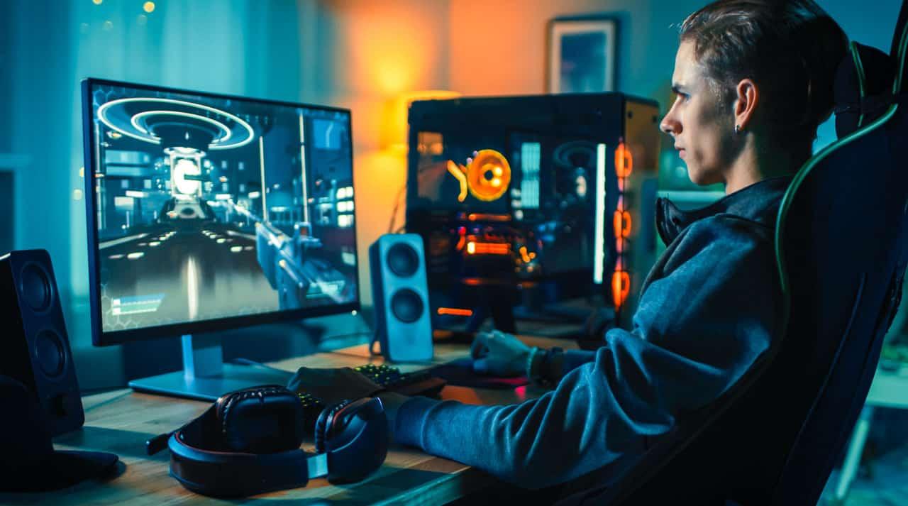Gaming på trådløs eller med kabel